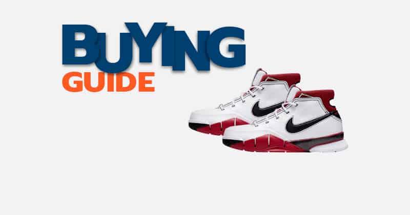 BuyingGuide รองเท้าบาสเกตบอล