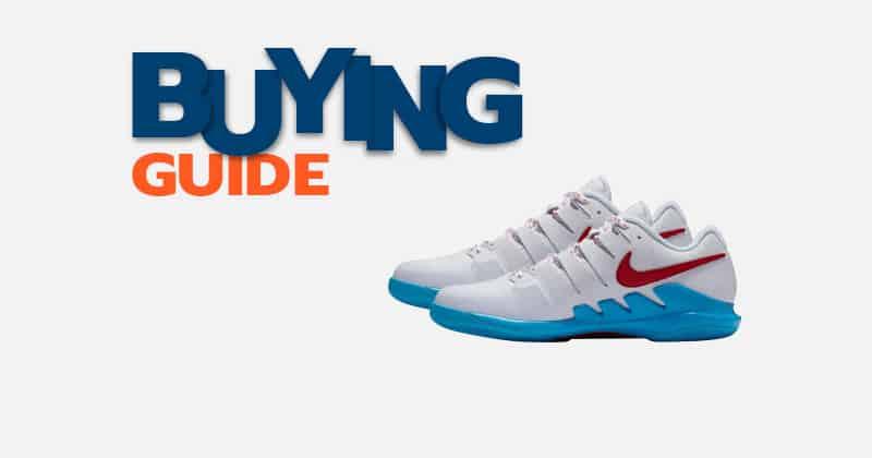 BuyingGuide รองเท้าเทนนิส