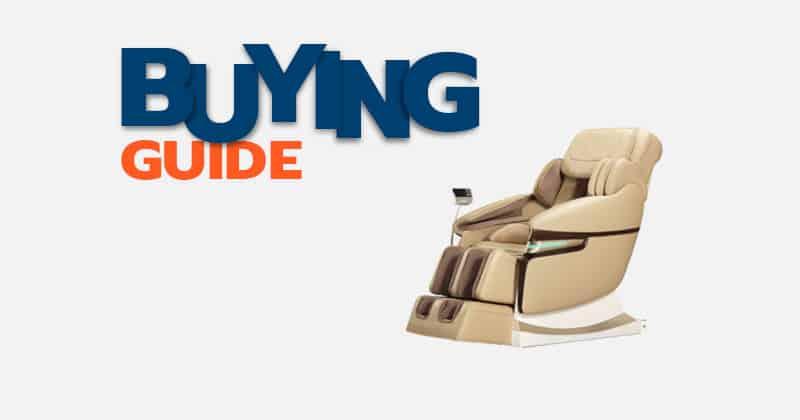 BuyingGuide เก้าอี้นวดไฟฟ้า