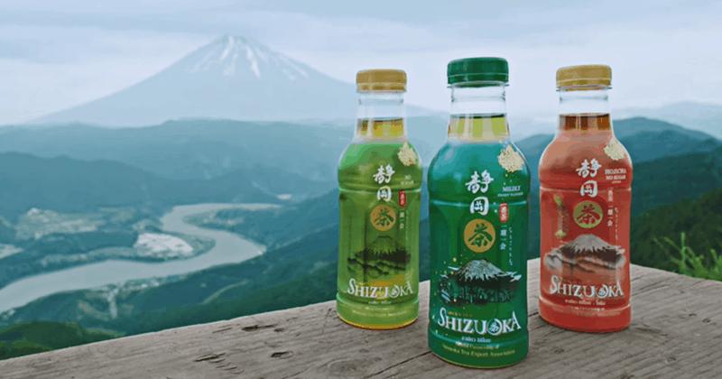 เปิดไอเดีย ชาเขียวชิซึโอกะ กับการเปลี่ยนภาพโฆษณาชาพร้อมดื่ม