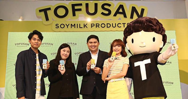 'โทฟุซัง' เปิดตัวผลิตภัณฑ์ใหม่ น้ำเต้าหู้ ออร์แกนิค ยูเอชที