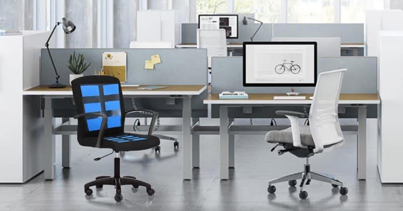 เก้าอี้ เอ.ไอ. (AI Ergonomic Chair) แก้ปัญหาออฟฟิศซินโดรม