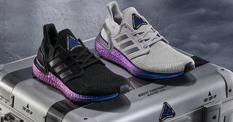 Adidas running Ultraboost 20 นวัตกรรมรองเท้าวิ่งจากอวกาศ