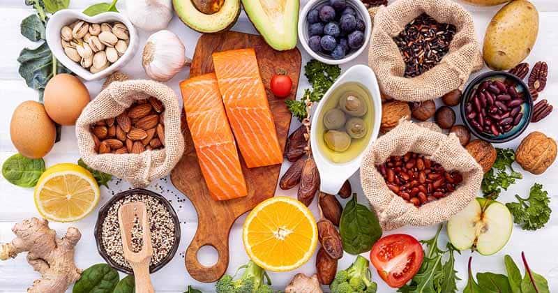 6 ข้อต้องรู้ สำหรับการกินเพื่อสุขภาพ